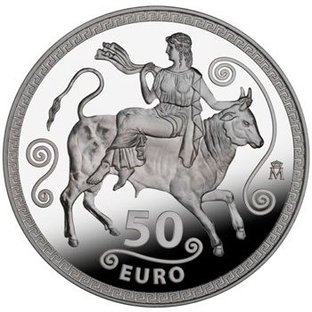 Monedas Euro conmemorativas 2012