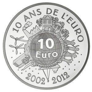 Monnaie de Paris 2012