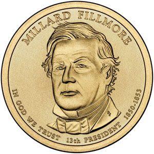 Monedas de Estados Unidos America