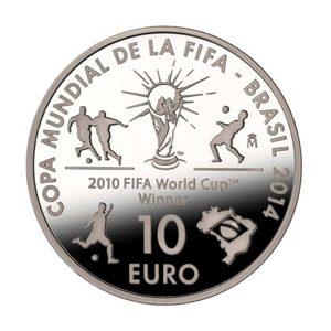 Monedas Euro conmemorativas 2013