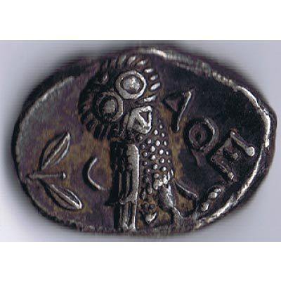 Monedas Griegas y Romanas