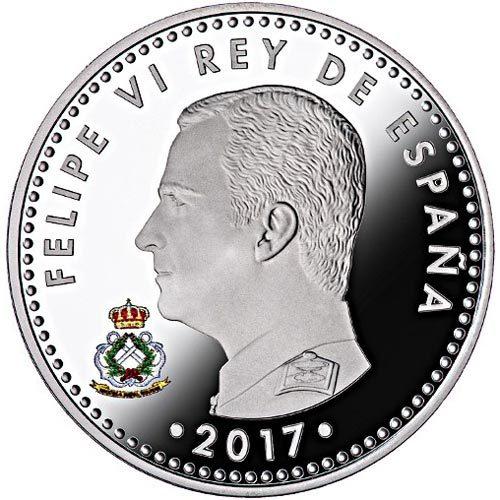 Monedas Euro conmemorativas 2017
