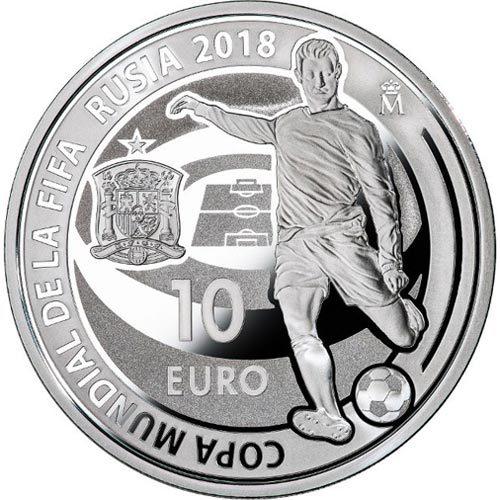 Monedas Euro conmemorativas 2018