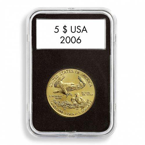 Capsulas para monedas QUICKSLAB