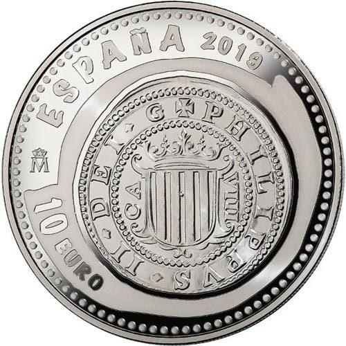 Monedas Euro conmemorativas 2019