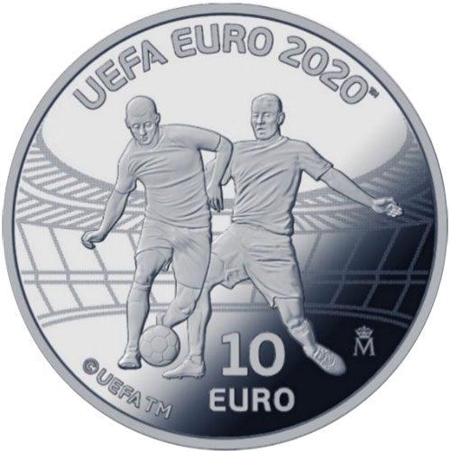 Monedas Euro conmemorativas 2020