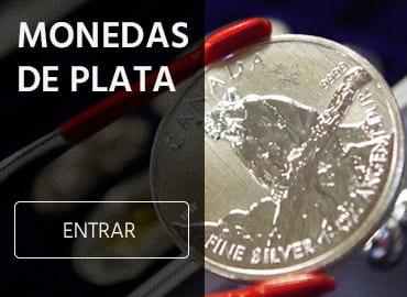 Venta de Monedas de plata
