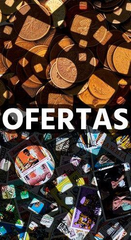 Ofertas de Numismatica y Filatelia